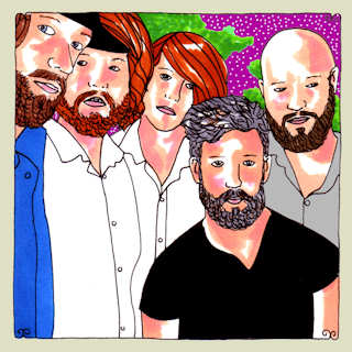 These United States portrait by Daytrotter